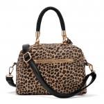 Bolsa Feminina Estampa Leopardo 0255-EL