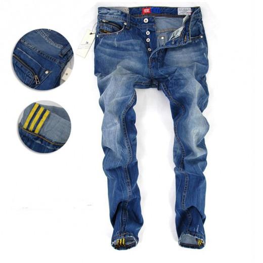 Calça Jeans Adidas fecho bolso 0173-EL