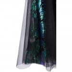 Vestido Longo Sem Alças Lantejoulas. Vestidos de Festa, Vestidos de Noite de Verão 1133