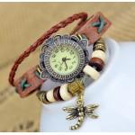 Relógio e Pulseira Vintage - Cod 0177