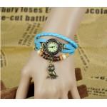 Relógio e Pulseira Vintage - Cod 0176