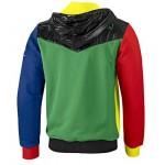 Moleton Adidas Colorido - Cod 0132