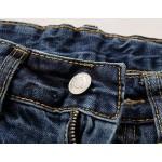 Bermuda jeans Dsquared masculino importado 0488-EL