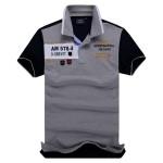 Camisa Pólo Masculino Aeronáutica com Bordado Cod 0524