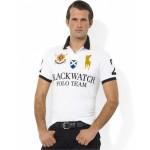 Camisa Polo Masculino Ralph Lauren com Bordados Cod 0529