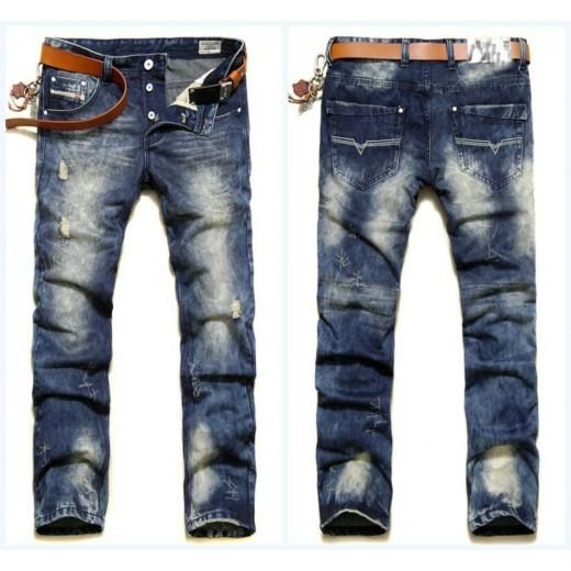 Calça Jeans Diesel Masculino Importado estilo lavado