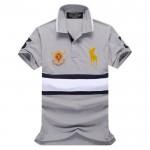Camisa Polo Masculino RL com Bordados Cod 0528