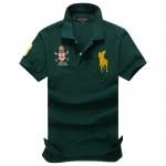 Camisa Polo Masculino RL com Bordados Cod 0522