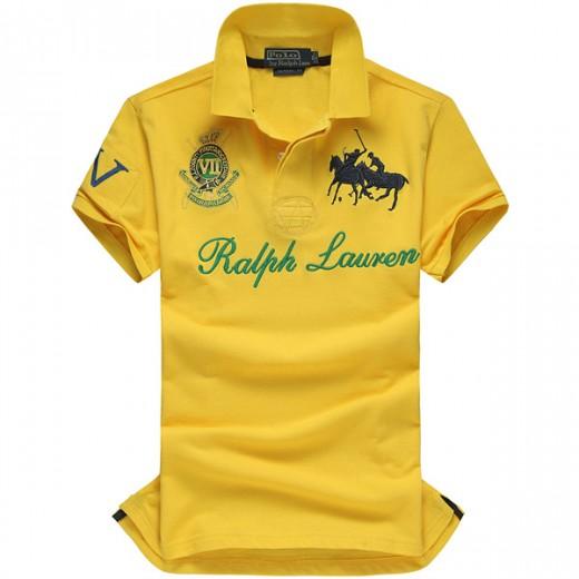 Camisa Polo Masculino Ralph Lauren Cod 0519
