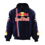 Top jaquetas esportivas estilo racing Red Bull Cod 0634