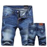 Bermuda jeans Dsquared masculino importado 0681-EL