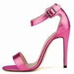 Sandálias mulheres salto alto 11 cm de salto alto 0829
