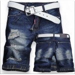 Bermuda Skinny jeans Dsquared masculino importado 0487-EL