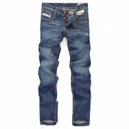 Calça Jeans Adidas 0144-EL