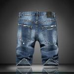 Bermuda jeans Dsquared masculino importado 0482-EL