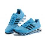 Tênis Adidas SpringBlade Masculino Azul Celeste Cod 0274