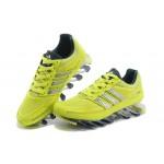 Tênis Adidas SpringBlade Feminino Amarelo Cod 0277