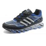 Tênis Adidas SpringBlade Masculino Azul e Cinza Escuro Cod 0279