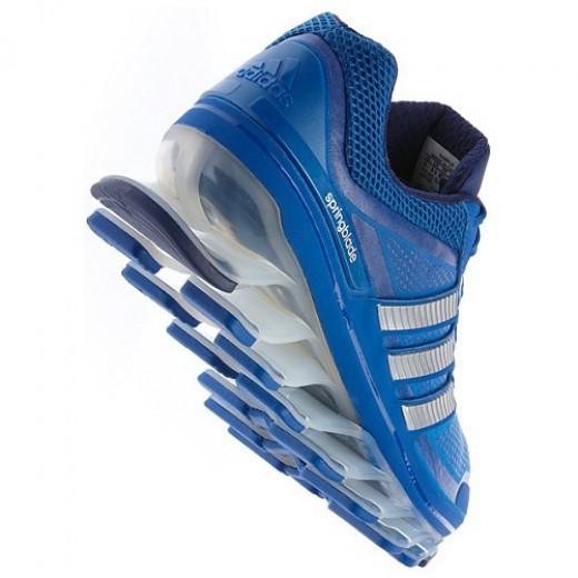 Tênis Adidas SpringBlade Masculino Azul Celeste Cod 0280