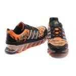 Tênis Adidas SpringBlade Masculino Laranja e Preto Malhado Cod 0281