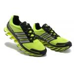 Tênis Adidas Springblade Feminino Verde e Cinza  - Cod 0253