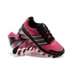 Tênis Adidas SpringBlade Feminino Cor Rosa e Preto - Cod 0285
