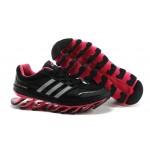Tênis Adidas SpringBlade Feminino Cor Preto e Rosa - Cod 0286