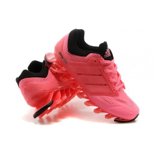 cee420404dc Tênis Adidas SpringBlade Drive Feminino Cor Rosa Cod 0455