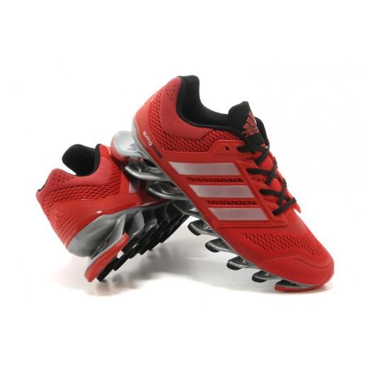 Tênis Adidas SpringBlade Drive Masculino Vermelho Cod 0457