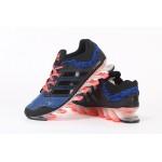Tênis Adidas SpringBlade Drive Masculino Cor Preto Cinza e Azul Claro Cod 0463