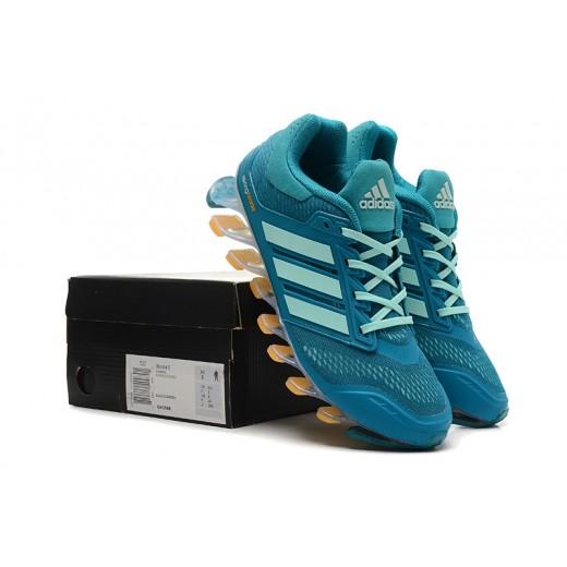 Tênis Adidas SpringBlade Drive Masculino Cor Azul Celeste Cod 0464