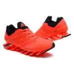 Tênis Adidas SpringBlade Drive Masculino Cor Laranja Cod 0466