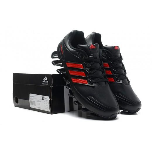 Tênis Adidas SpringBlade Preto Vermelho - Cod 0257