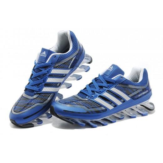 Tênis Adidas SpringBlade Azul Celeste Cod 0258