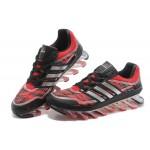 Tênis Adidas SpringBlade Vermelho Cinza Escuro Cod 0260