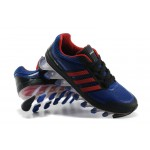 Tênis Adidas SpringBlade Feminino Azul e Vermelho Cod 0263