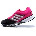 Tênis Adidas SpringBlade FF Feminino Verde Jade Rosa e Preto Cod 0394