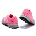 Tênis Adidas SpringBlade FF Feminino Rosa e Cinza Cod 0389