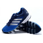 Tênis Adidas SpringBlade FF Masculino Azul Cod 0391