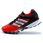 Tênis Adidas SpringBlade FF Masculino Vermelho Preto e Branco Cod 0393