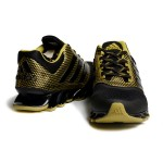 Tênis Adidas SpringBlade Drive 2.0 Masculino Preto com pintas Amarelas 0754