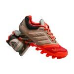 Tênis Adidas SpringBlade Drive 2.0 Masculino Rosa e Cinza Striped 0773