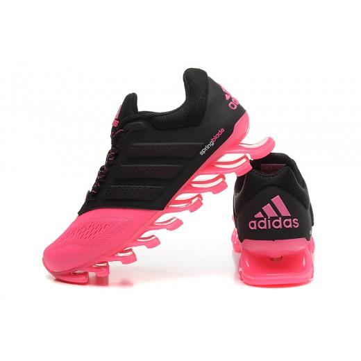 29da0405ffd Tênis Adidas SpringBlade Drive 2.0 Feminino Cor Rosa com Preto Cod 0775