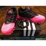 Tênis Adidas SpringBlade Drive 2.0 Feminino Cor  Rosa com Preto Cod 0775