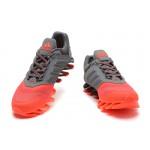 Tênis Adidas SpringBlade Drive 2.0 Masculino Cor Cinza e Vermelho Cod 0567