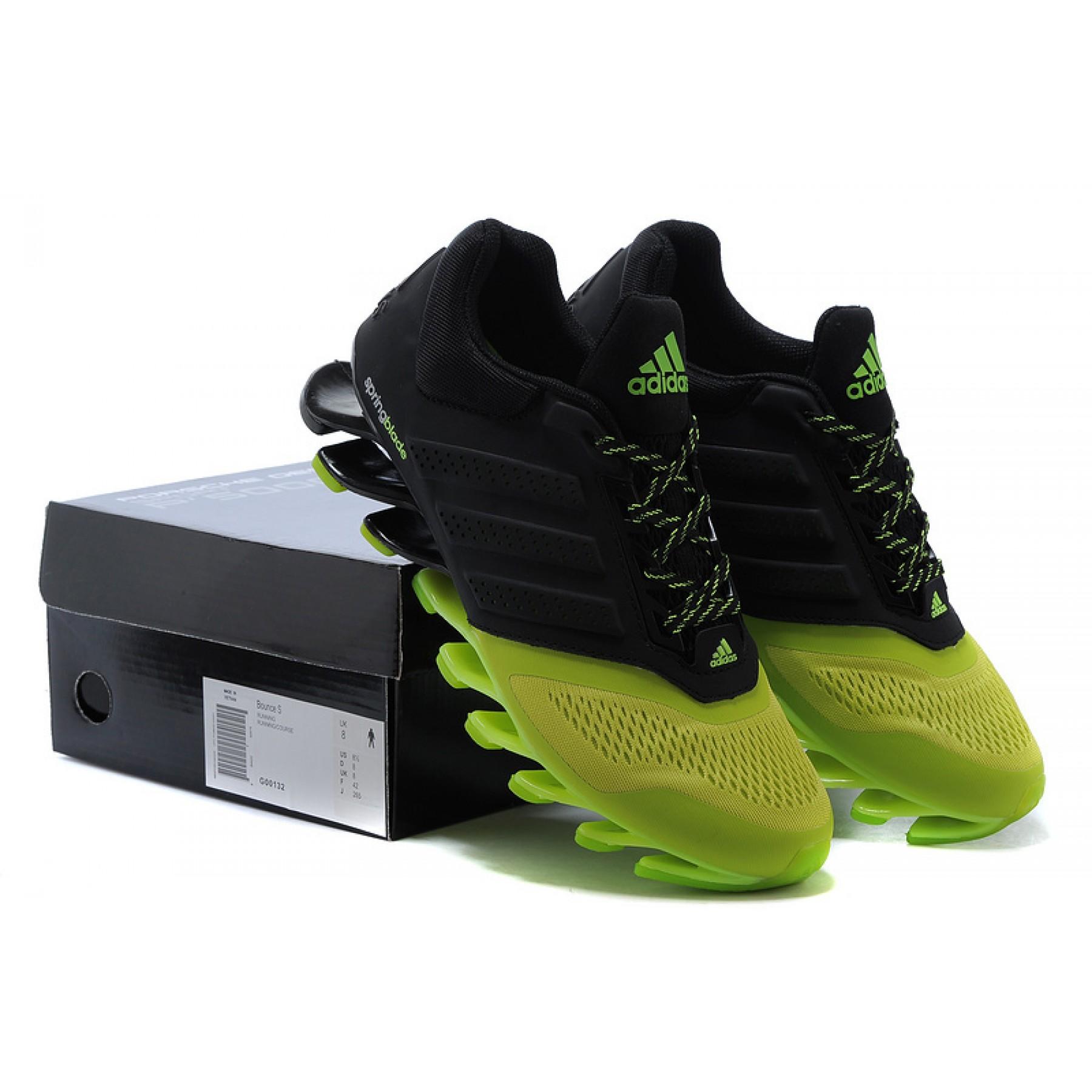 adidas drive verde e preto