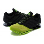 Tênis Adidas SpringBlade Drive 2.0 Masculino Cor Preto e Verde Oliva Cod 0568