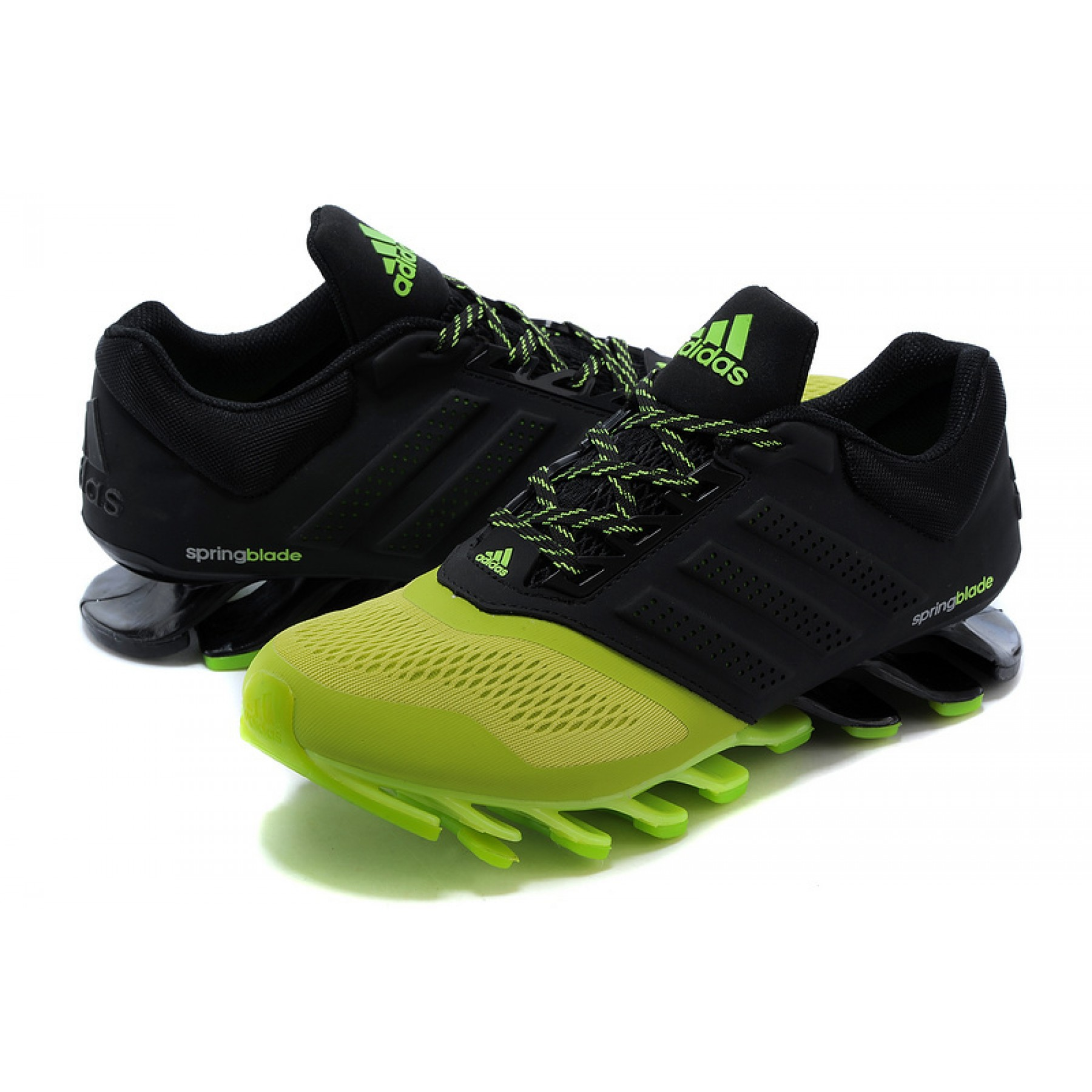 reputable site 114d3 5a83b ... low price tênis adidas springblade drive 2.0 masculino cor preto e  verde oliva cod 0568 8036b ...