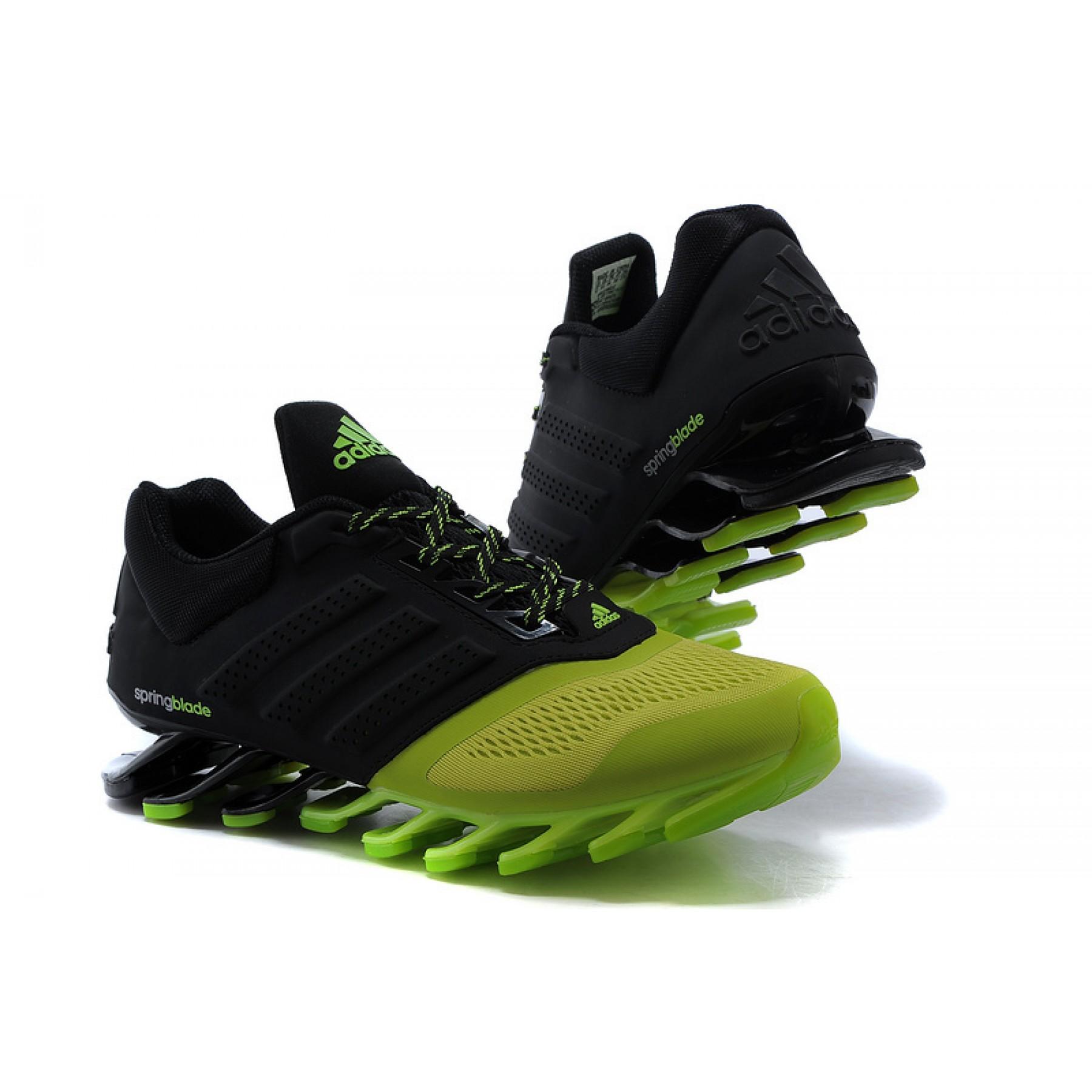 adidas springblade drive verde e preto