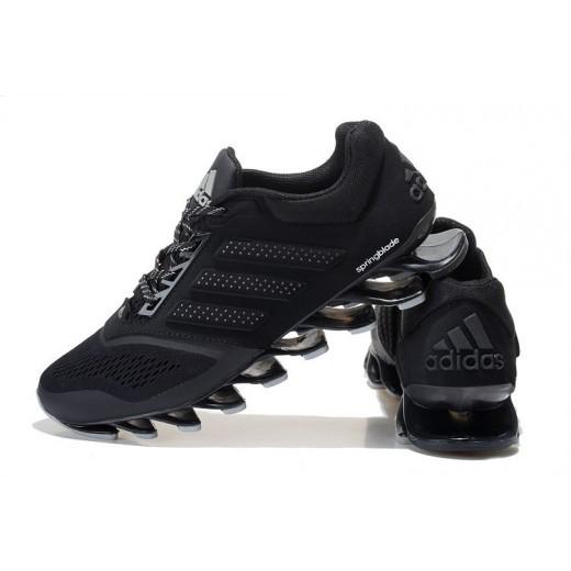 Tênis Adidas SpringBlade Drive 2.0 Masculino Cor Preto com Prata Cod 0570